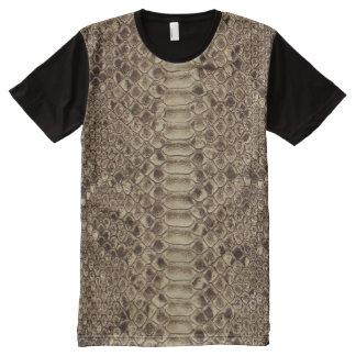 Snake Skin T All-Over Print T-shirt