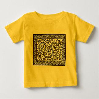 Snake Splat Baby T-Shirt