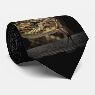 Snake Tongue Flick Tie