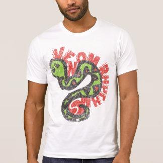 Snake Vintage Destroyed T-Shirt