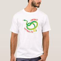 Snake Wrangler T-Shirt