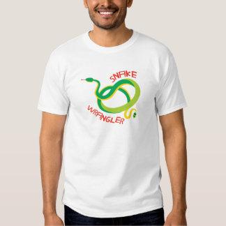 Snake Wrangler T Shirts