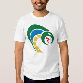 Snake Zodiac Symbol Tee Shirt