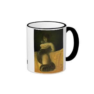 SnakeGrl coffee mug
