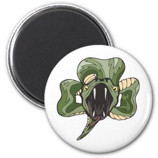 snakerock 2 inch round magnet