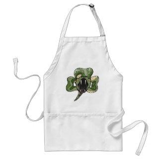 snakerock adult apron
