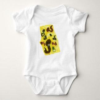 Snakes Alive! Baby Bodysuit