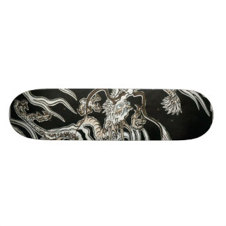 Snakes and Things Skateboard Deck