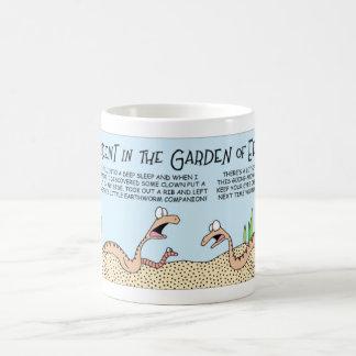 Snakes in the Garden of Eden Coffee Mug
