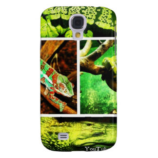 Snakes Lizards Alligators Reptiles Galaxy S4 Cover