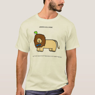Snakes on a Mane T-Shirt