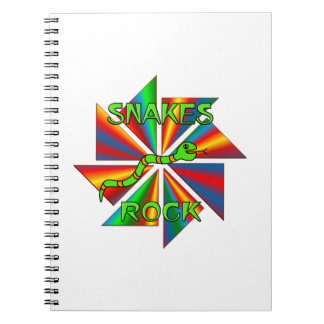 Snakes Rock Note Books