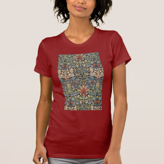Snakeshead design by William Morris T-Shirt