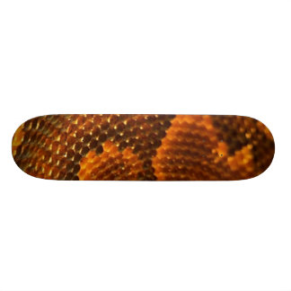 snakeskin1ar custom skateboard