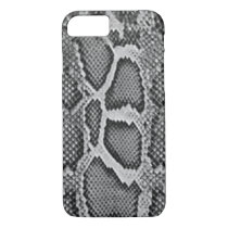 Snakeskin design, Snake Skin Pattern iPhone 7 Case