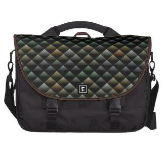 Snakeskin Effect Art Bag For Laptop