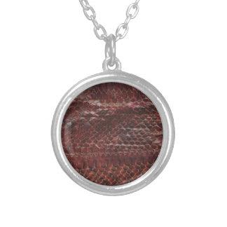Snakeskin Effect Jewelry