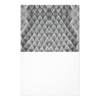 Snakeskin gris papelería
