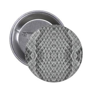 Snakeskin gris pin