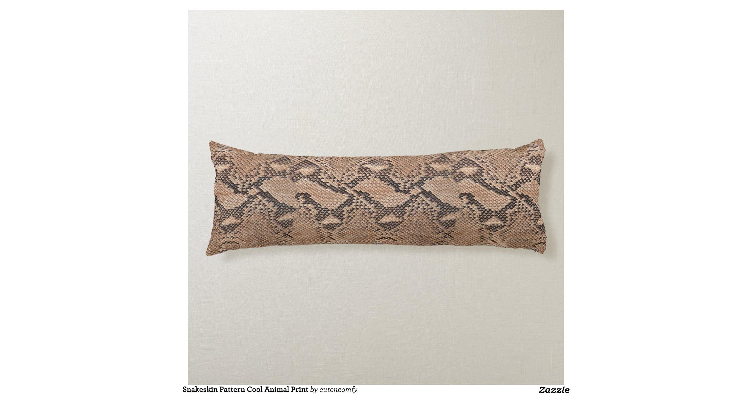 Animal Body Pillow Pattern : snakeskin_pattern_cool_animal_print_body_pillow-r32c436c68a584a3bb721a63ceb91e23f_z6ibr_1200.jpg ...