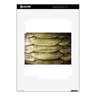 Snakeskin Snake Background Texture iPad 2 Skin