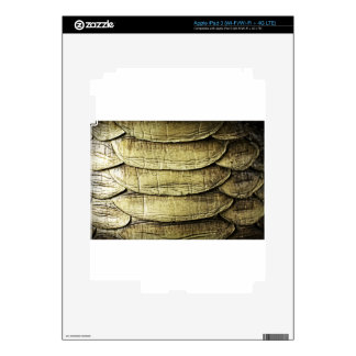 Snakeskin Snake Background Texture Decals For iPad 3