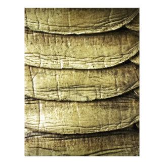 Snakeskin Snake Background Texture Letterhead