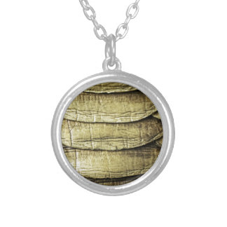 Snakeskin Snake Background Texture Necklaces