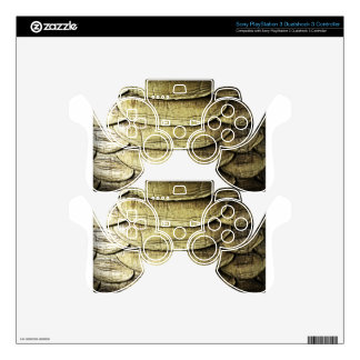 Snakeskin Snake Background Texture Skins For PS3 Controllers