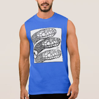 Snakesy Original Sleeveless Shirt