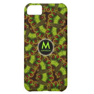Snakey Abstract Monogram iPhone 5 Case-Mate