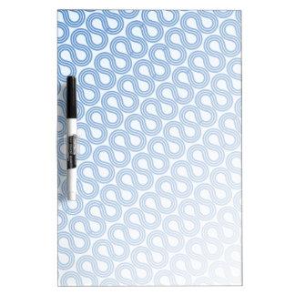 Snaking Lines Dry-Erase Whiteboard