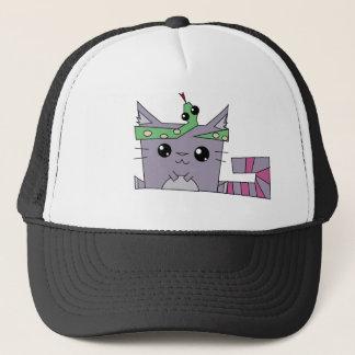Snakkitty Trucker Hat