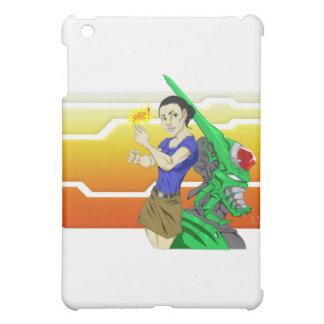 SNAP! Cyborg & Babe iPad Mini Cover