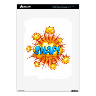 Snap Decals For iPad 3