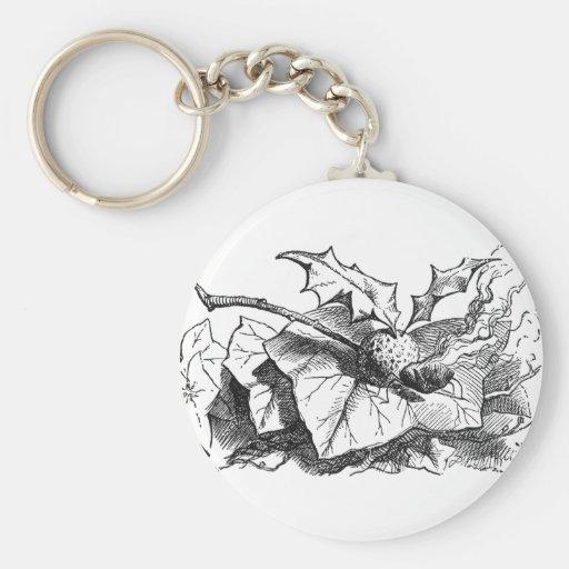 Snap Dragon Fly Key Chain