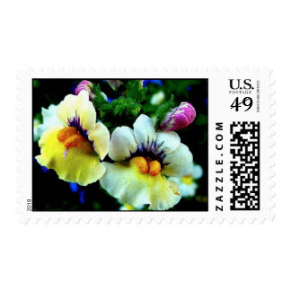 Snap Dragons Postage Stamp