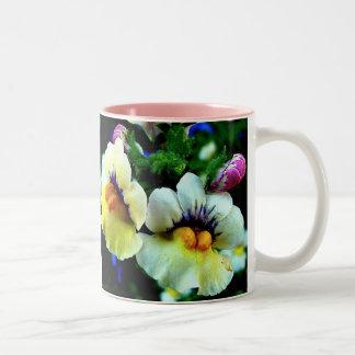 Snap Dragons Two-Tone Coffee Mug
