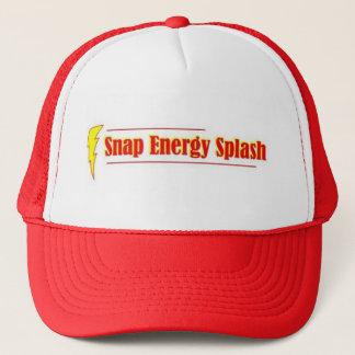 Snap Energy Splash Trucker Hat