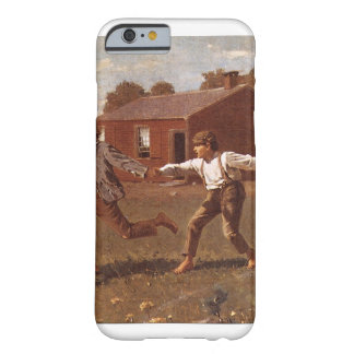 Snap the Whip', Winslow Homer_Great Work of Art Barely There iPhone 6 Case