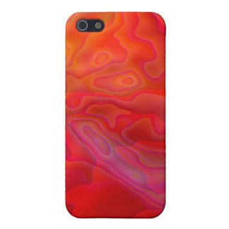 Snapdragon Caverns iPhone 5/5S Cover