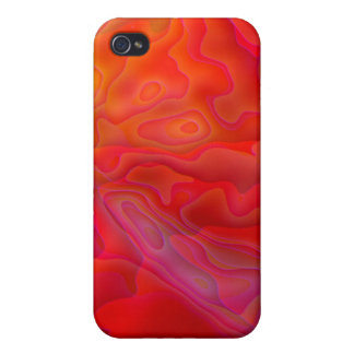Snapdragon Caverns iPhone 4/4S Case