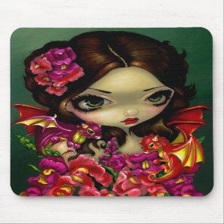 """Snapdragon Fairy"" Mousepad"