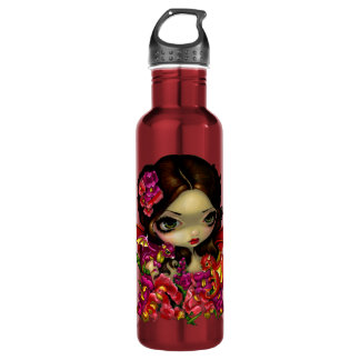 """Snapdragon Fairy"" Water Bottle"