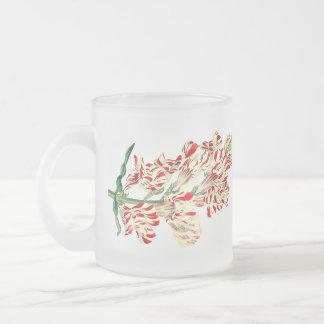 Snapdragon Flowers Floral Garden Mug
