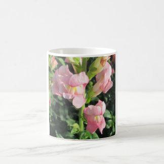 Snapdragon Pink Flower Magic Mug