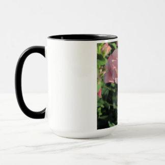 Snapdragon Pink Flower Mug