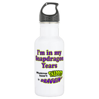 Snapdragon Years Water Bottle