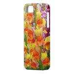Snapdragons Colorful Floral iPhone SE/5/5s Case