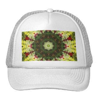 Snapdragons Kaleidoscope 10 Trucker Hat